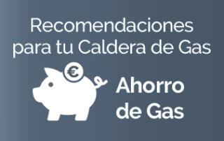 Recomendaciones Calderas de gas