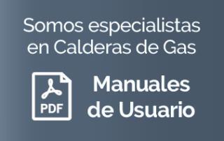 Manual de usuario Calderas