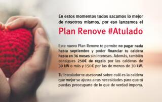 Plan Renove Calderas Saunier Duval