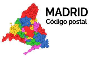 Madrid Código postal