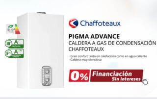 Caldera Chaffoteaux PIGMA ADVANCE