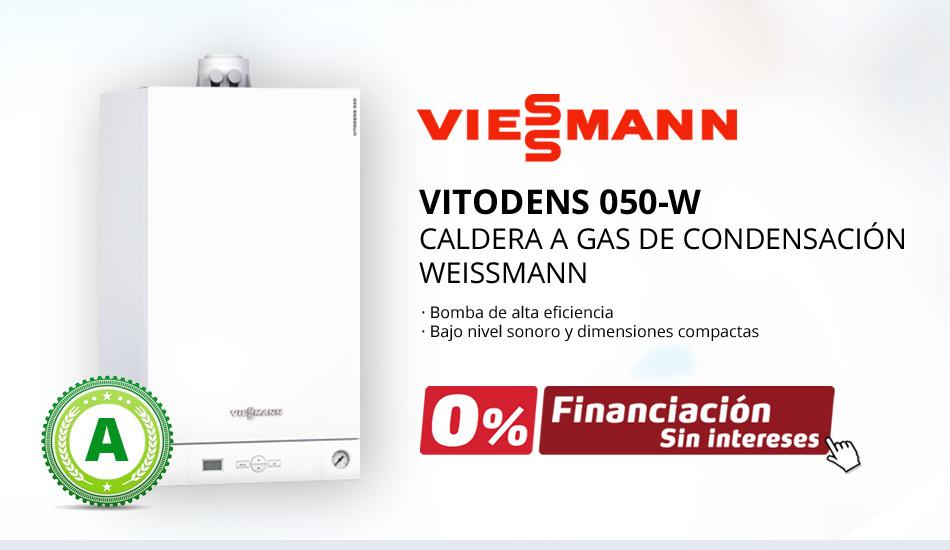 Caldera de gas Viessmann Vitodens 050-W