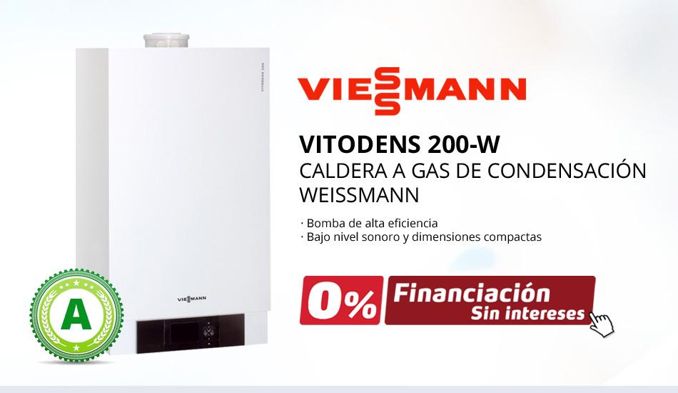 Caldera de gas Viessmann Vitodens 200-W