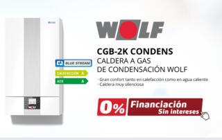 Caldera Wolf FGB-2K Condens