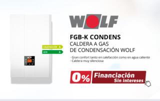 Caldera Wolf FGB-K Condens