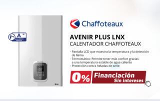 Caldera Chaffoteaux AVENIR PLUS LNX