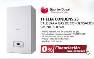 Caldera Saunier Duval Thelia Condens 25