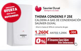 Caldera Saunier Duval Thema Condens F 25E
